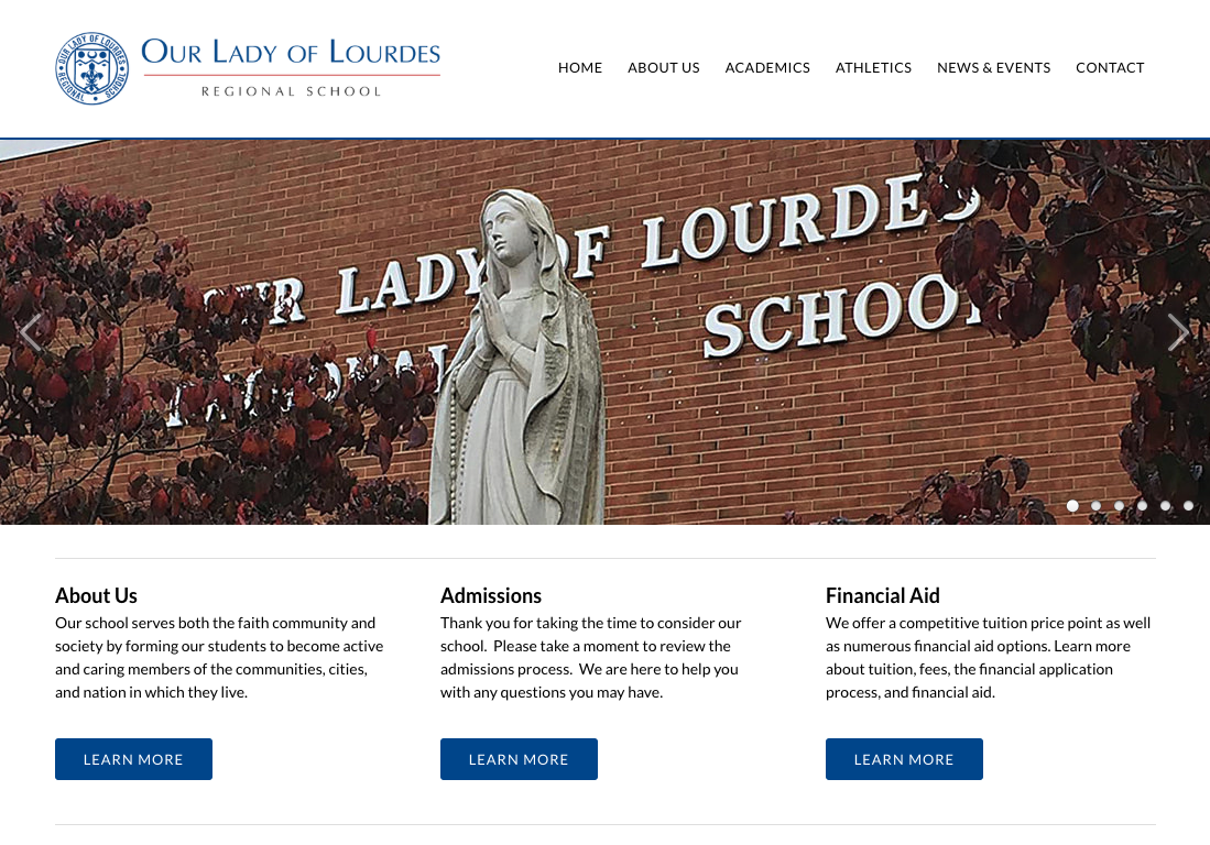 Our Lady of Lourdes Regional School