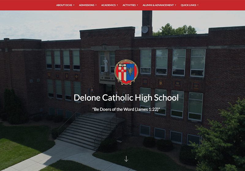 Delone Catholic High School